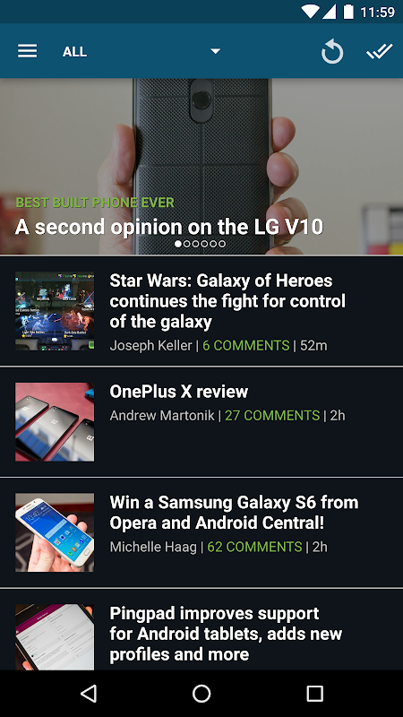 Android AC - Tips & News for Android™ Screen 2