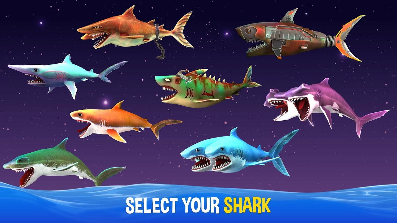 Double Head Shark Attack - Multiplayer 7.2c Screen 10