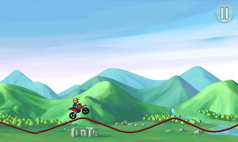 Bike Race Pro by T. F. Games 7.7.15 Screen 1