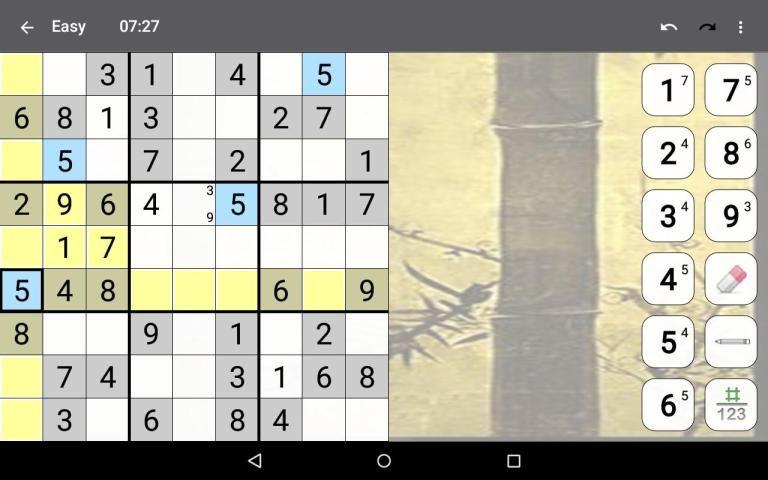 Sudoku 10.2.5.g Screen 17