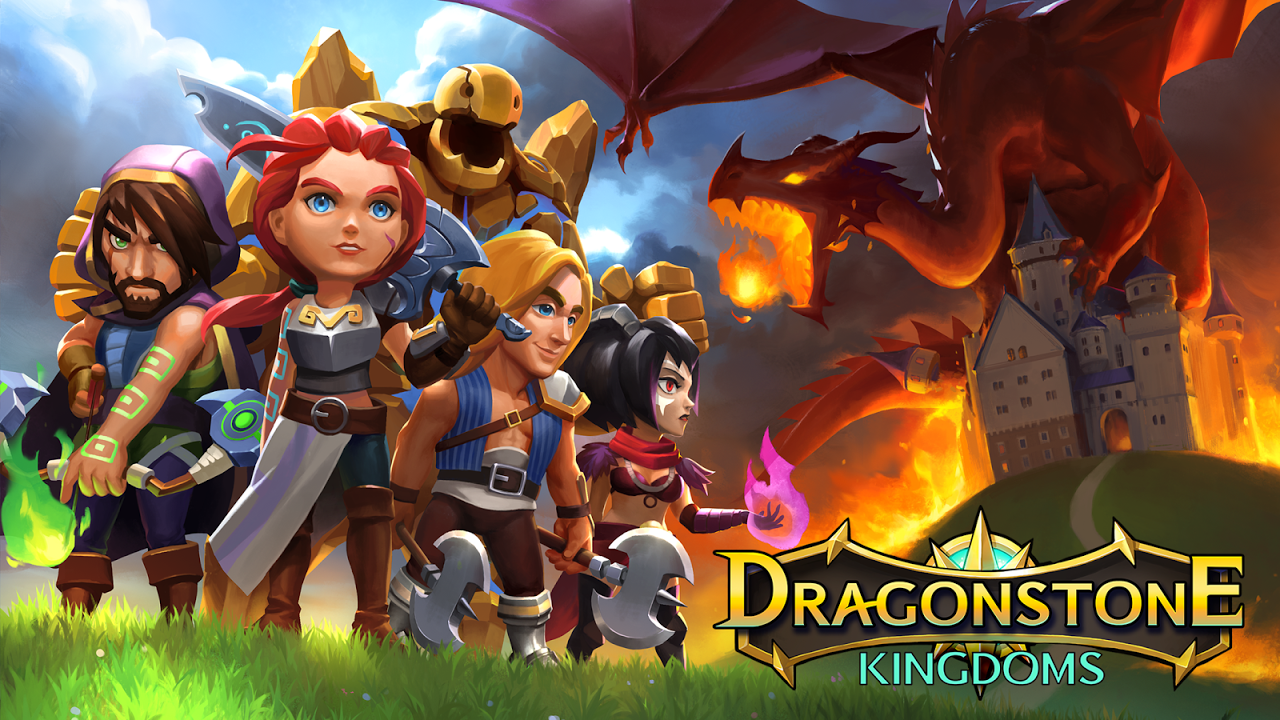 Android Dragonstone: Kingdoms Screen 4