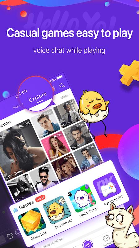 Hello Yo – Free Voice Chat Rooms 1.11.0 Screen 4