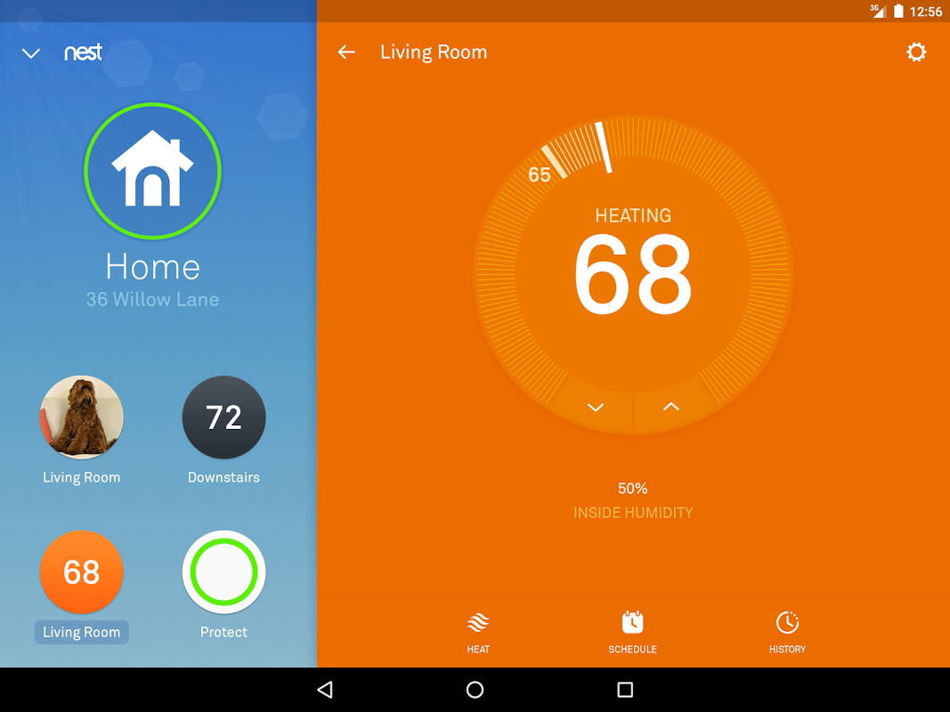 Nest 5.6.0.35 Screen 7