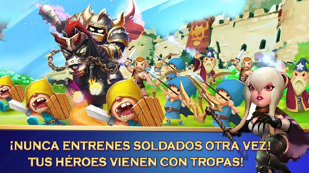 Clash of Lords 2 Espaol 6.7.4.94 Screen 4