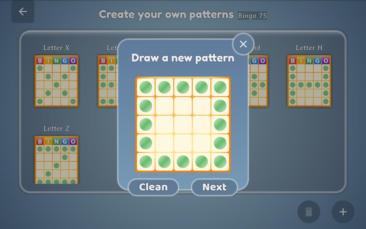 Bingo Set 1.3.0 Screen 10