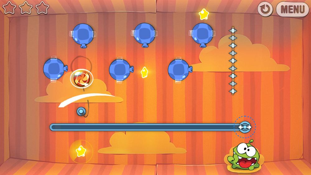 Android Cut the Rope FULL FREE Screen 7