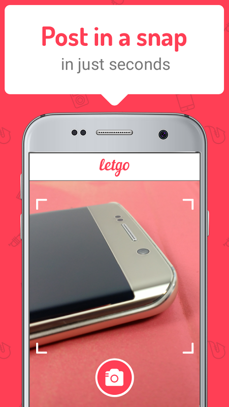 Android letgo: Buy & Sell Used Stuff Screen 1