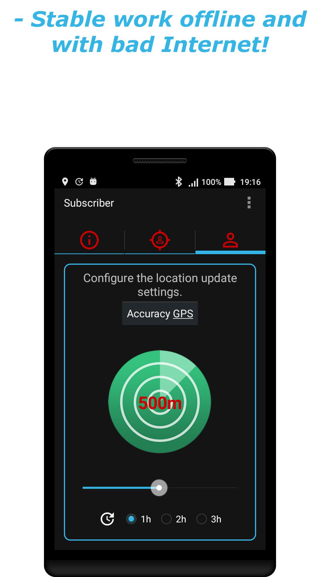 Android GPS Phone Tracker Spy Screen 5