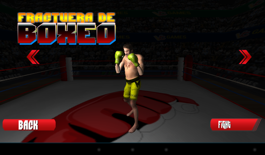 3D Boxing 2.3 Screen 4