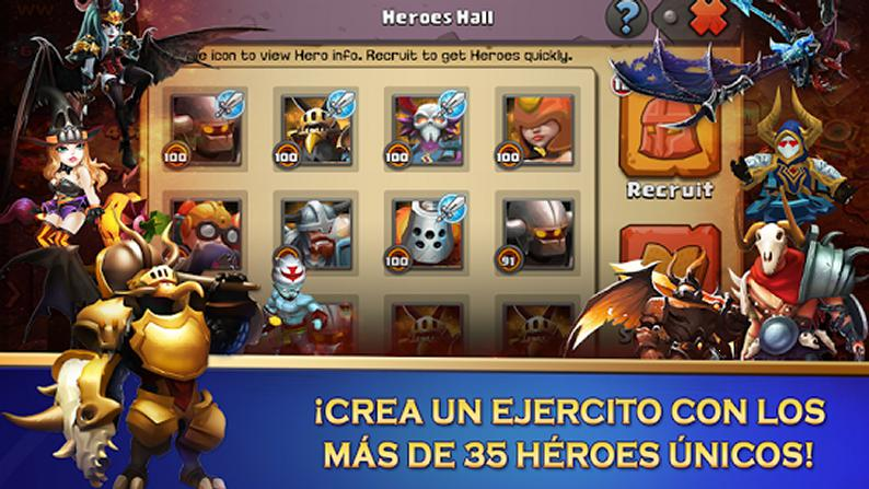Clash of Lords 2 Espaol 6.7.4.94 Screen 5