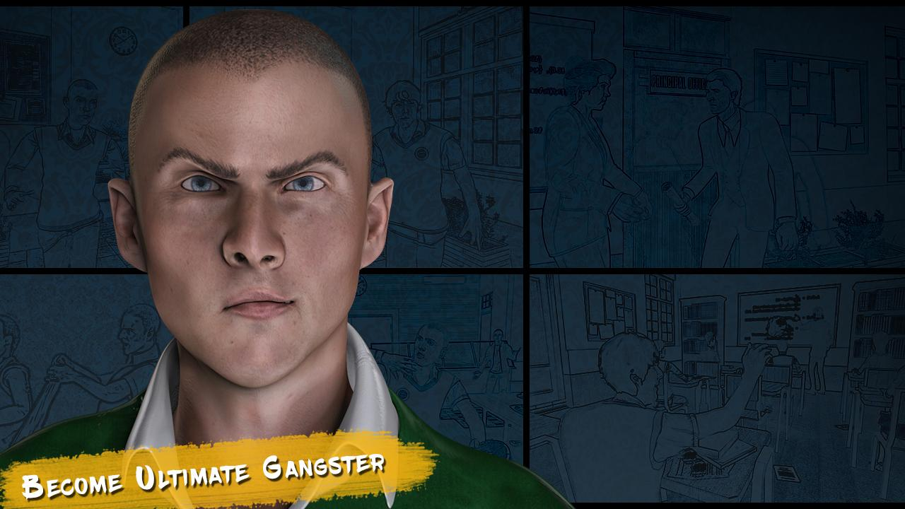 Android High School Bully Gangster Screen 4