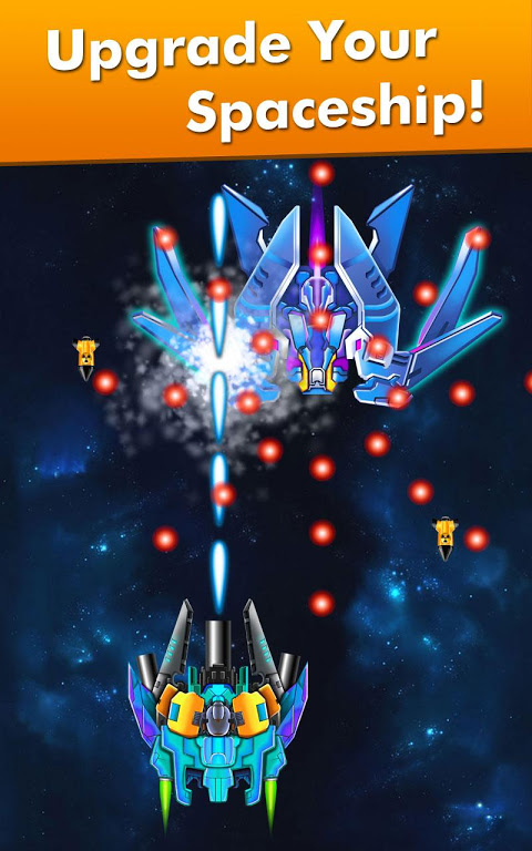 Galaxy Attack: Alien Shooter 7.13 Screen 9