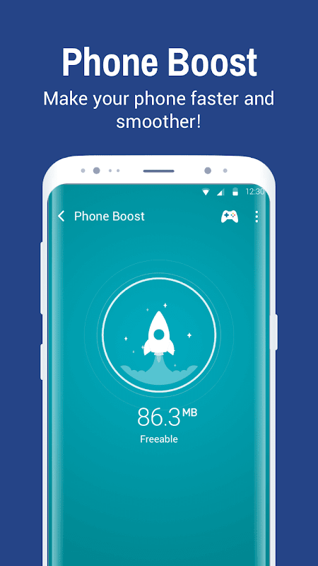 Android Clean Master- Space Cleaner & Antivirus & Free Ram Screen 4