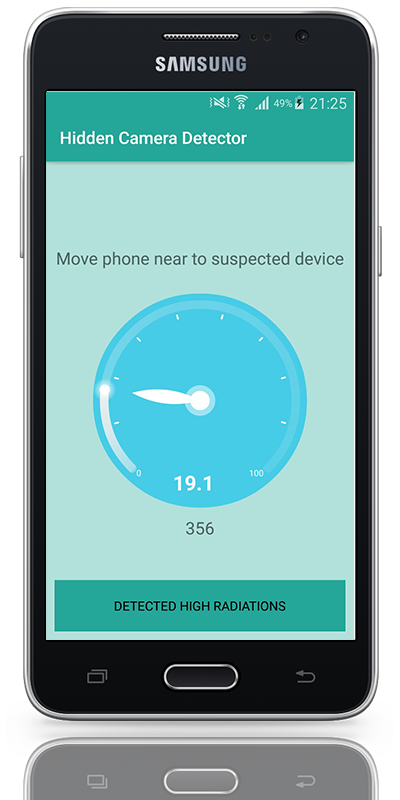 Spy Camera Detector Electronic Bugs Detector APKs   Android APK