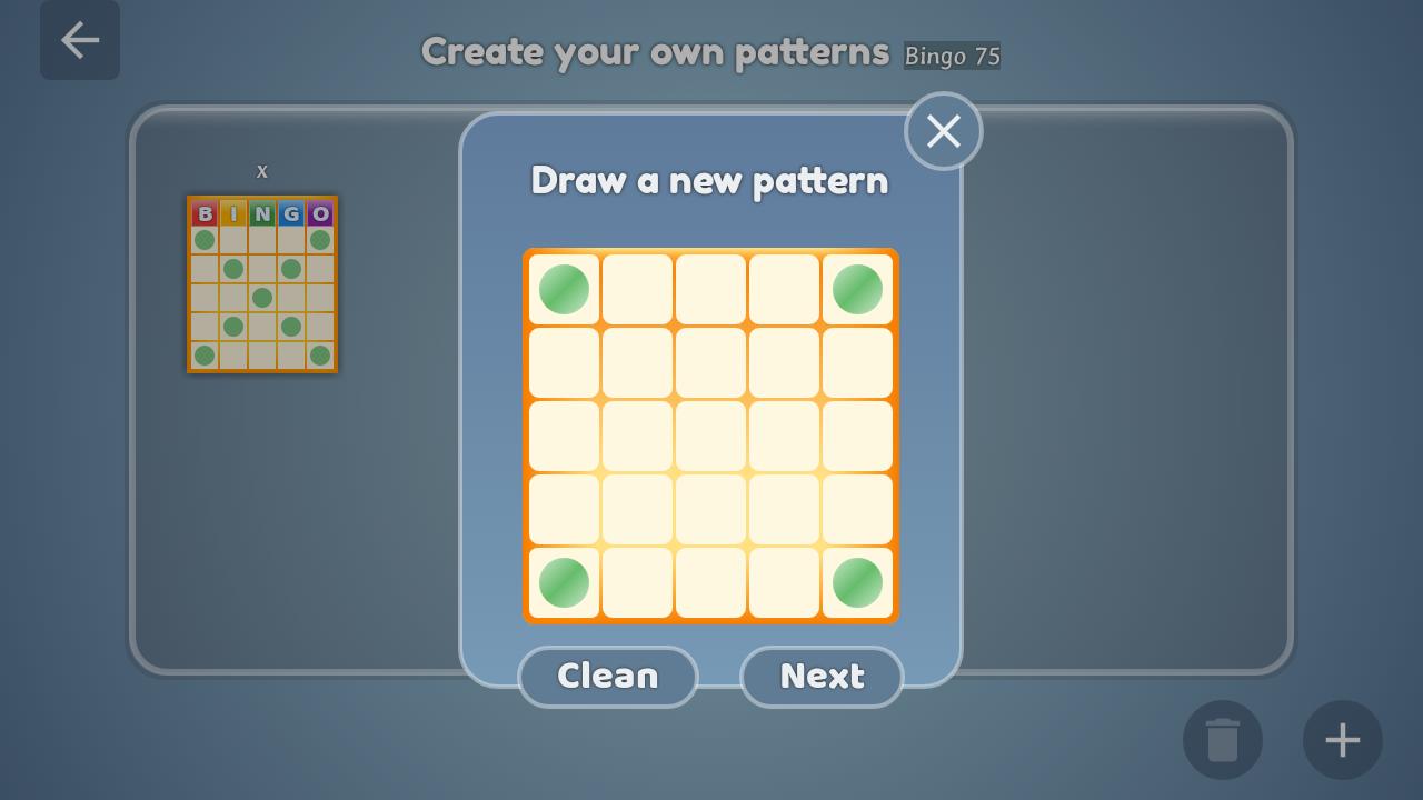 Bingo Set 1.3.0 Screen 2