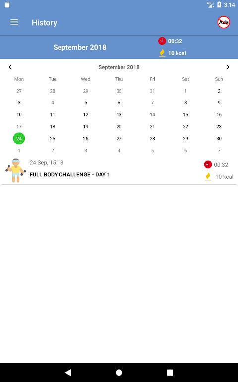 Home Workouts Gym Pro (No ad) 6.2 Screen 18