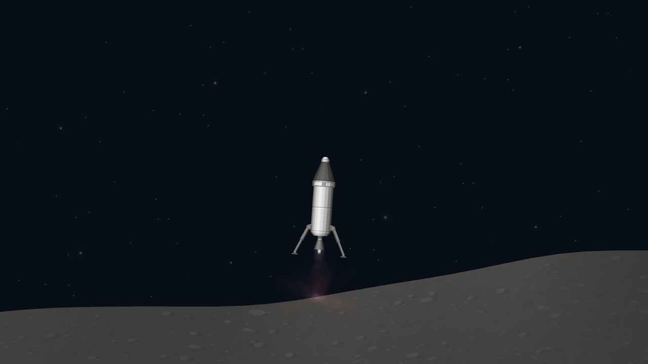Spaceflight Simulator 1.1 Screen 2