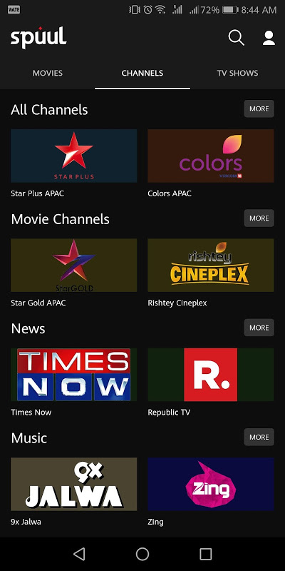 Spuul - Watch Indian Movies Spuul Android v3.3.0.4.11.28 Screen 14
