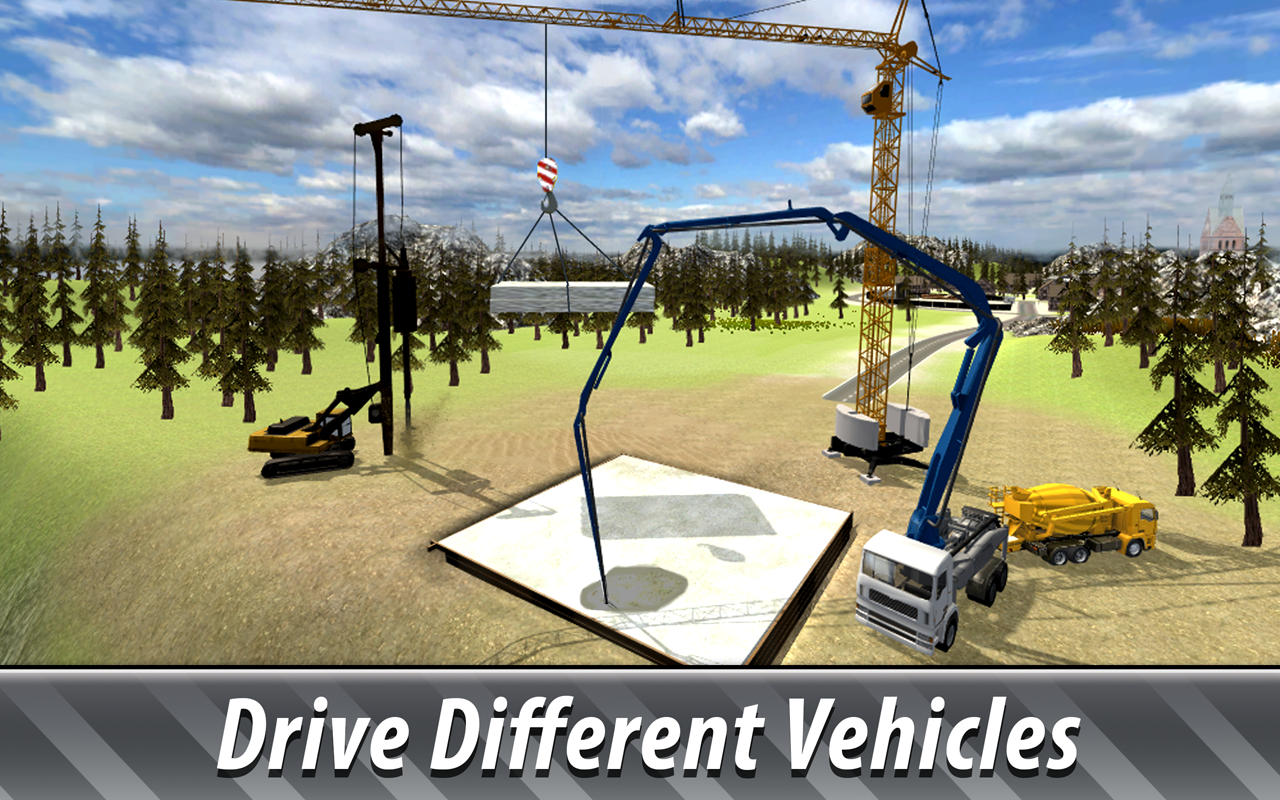Bridge Construction Sim 2 1.04 Screen 1