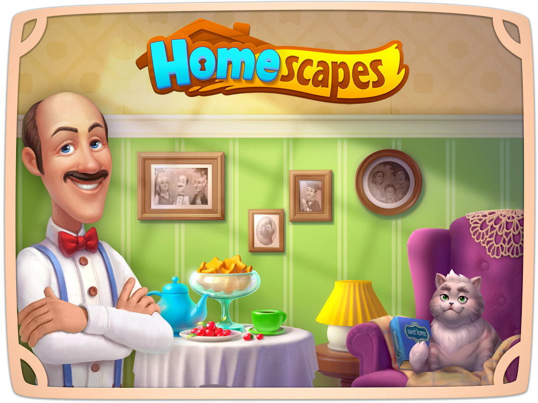 Homescapes 0.6.1.0 Screen 11
