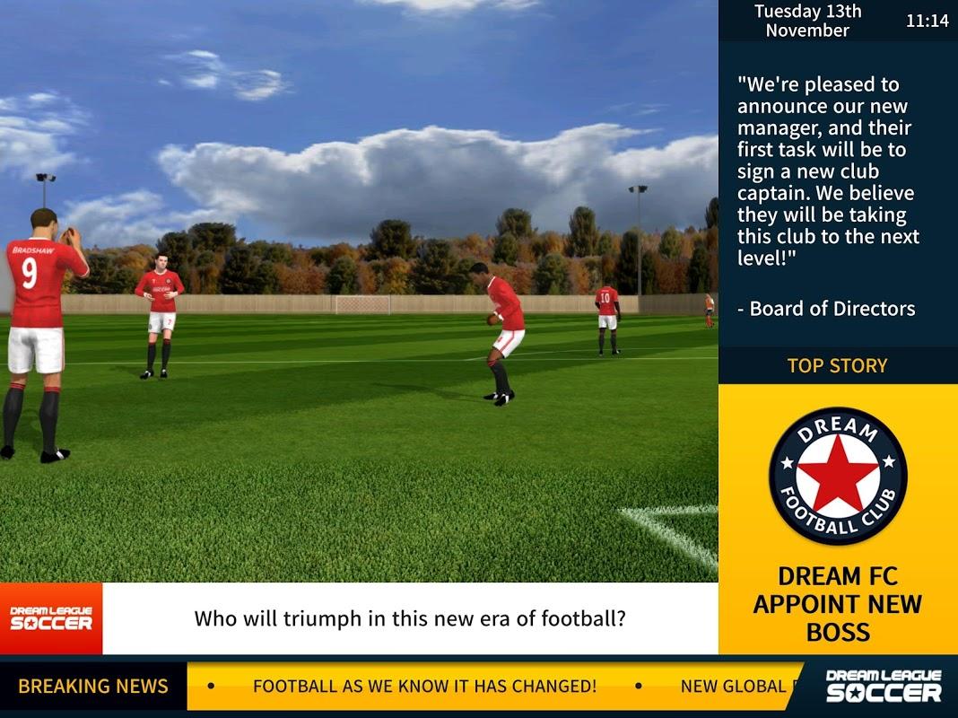 Dream League Soccer 2017 6.05 Screen 7