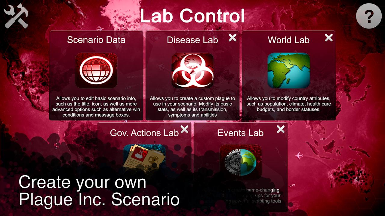 Plague Inc: Scenario Creator 1.1.8 Screen 6