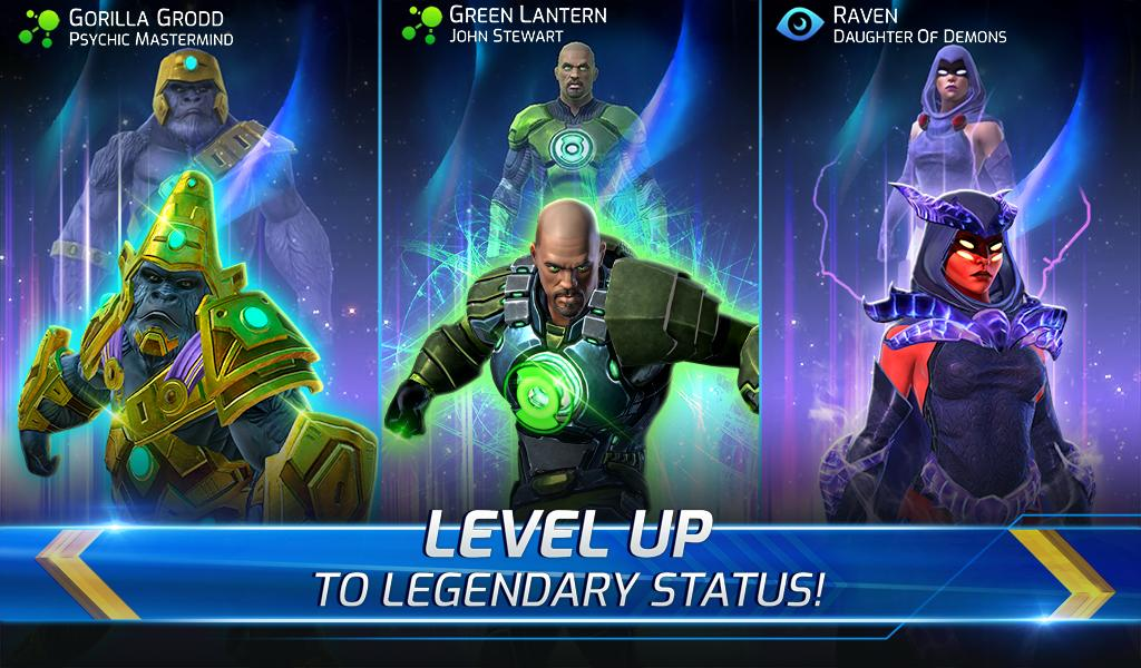 DC Legends: Battle for Justice 1.24.2 Screen 4