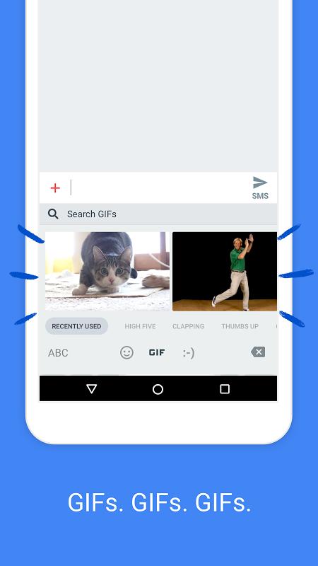 Android Gboard – the Google Keyboard Screen 4