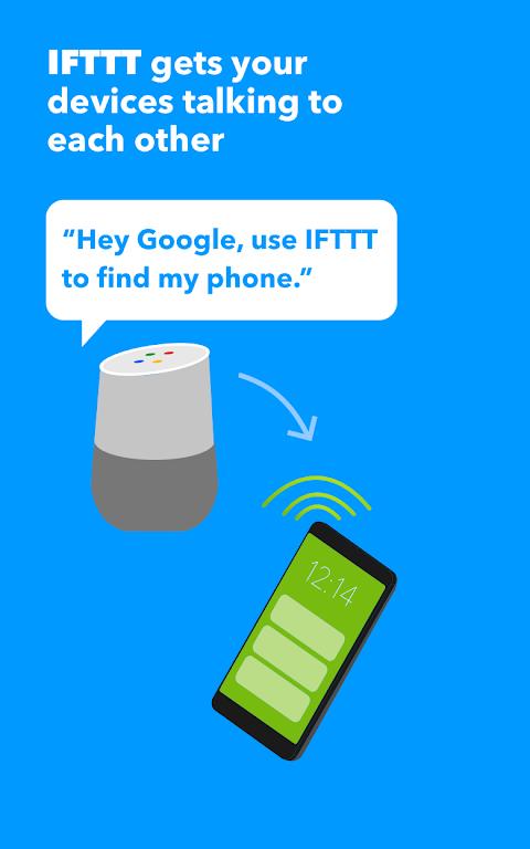 IFTTT 3.7.4 Screen 12