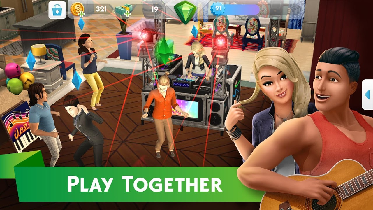 The Sims™ Mobile 12.3.0.208251 Screen 3
