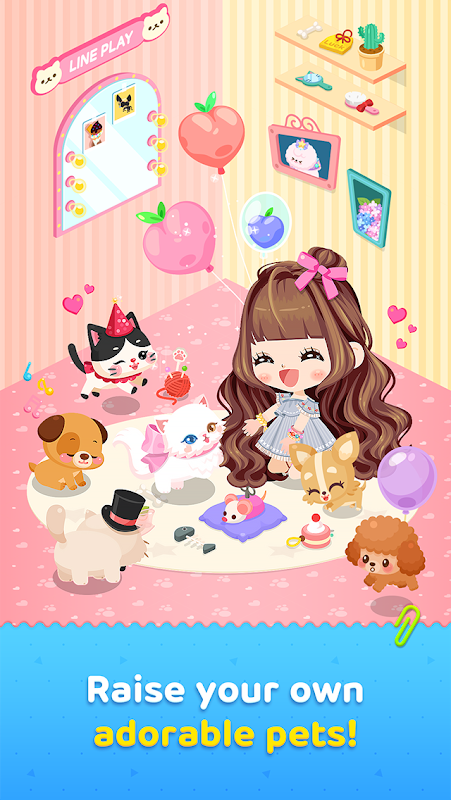 LINE PLAY - Our Avatar World 6.4.0.0 Screen 1