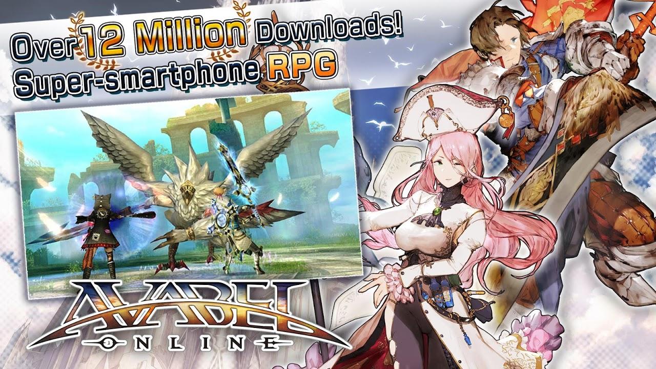 Online RPG AVABEL [Action] 6.36.0 Screen 2