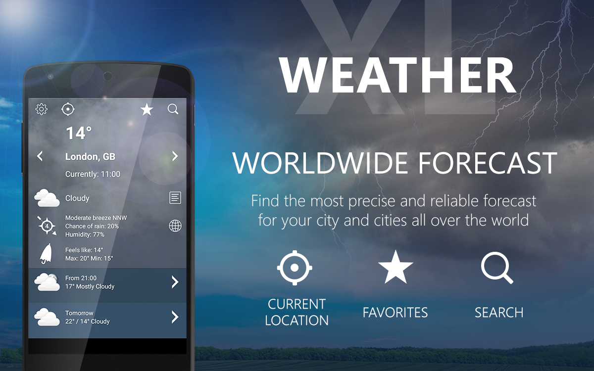 Weather Belgium XL PRO 1.4.3.6-be Screen 6