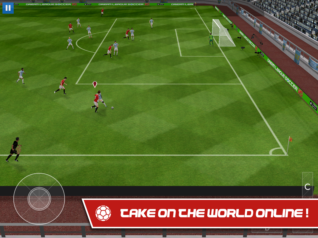 Android Dream League Soccer 2017 Screen 6