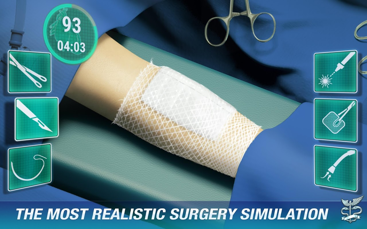 Operate Now: Hospital 1.30.8 Screen 4