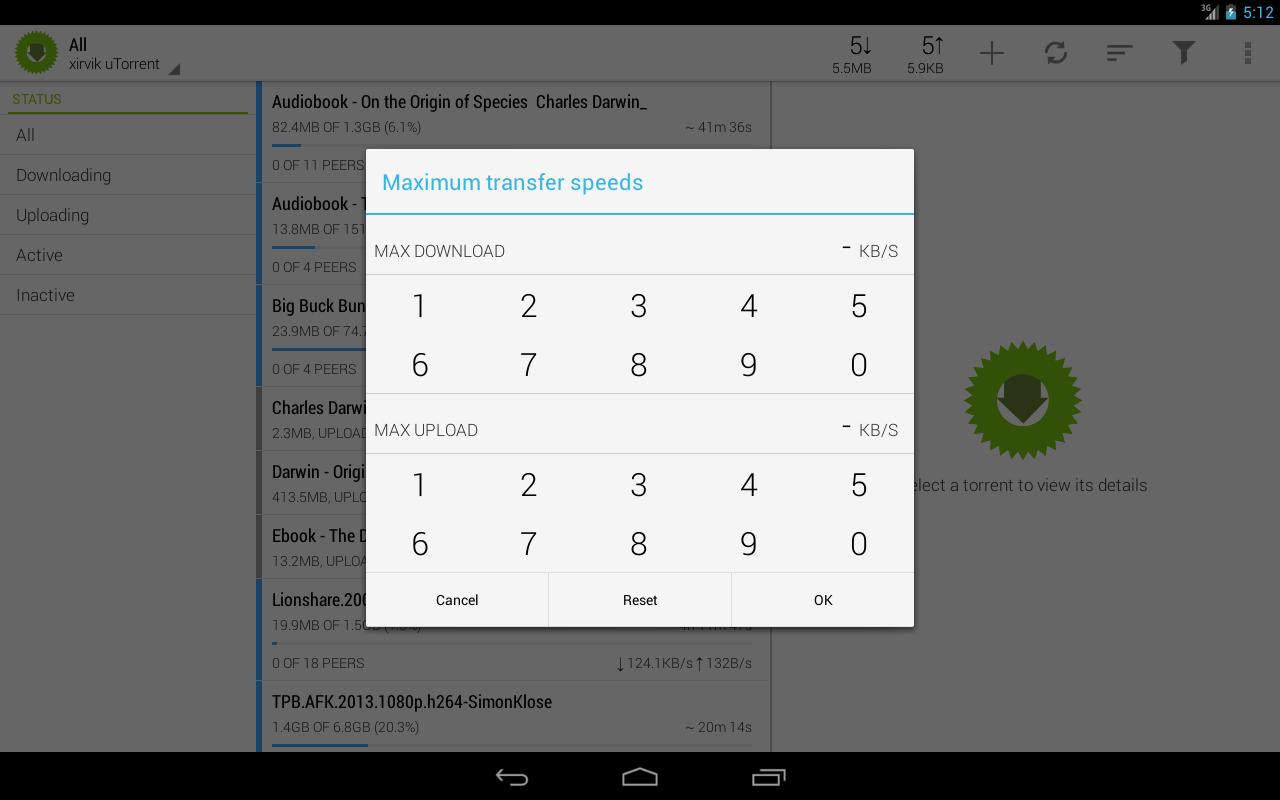 Transdrone 2.5.14 Screen 1