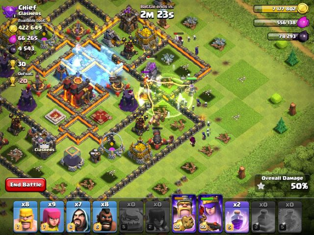 Clash of Clans 9.434.31 Screen 8