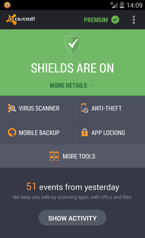 Android Avast Mobile Security Screen 23