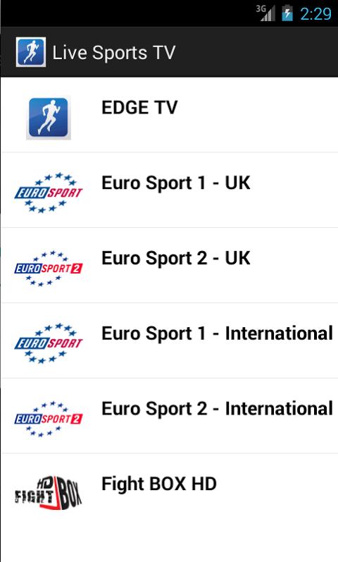 Live Sports TV - PRO APKs | Android APK