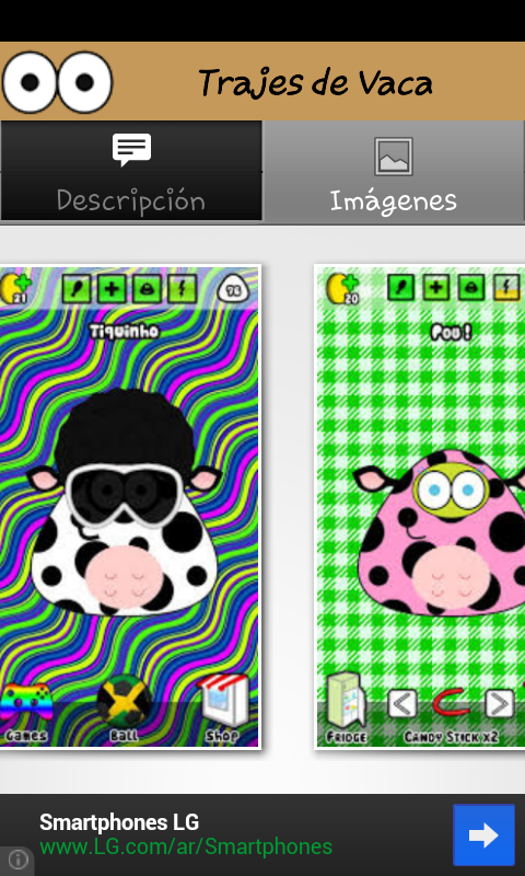 Pou Cheats 2.3 Screen 1