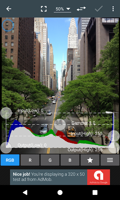 Photo Editor 4.8 Screen 10