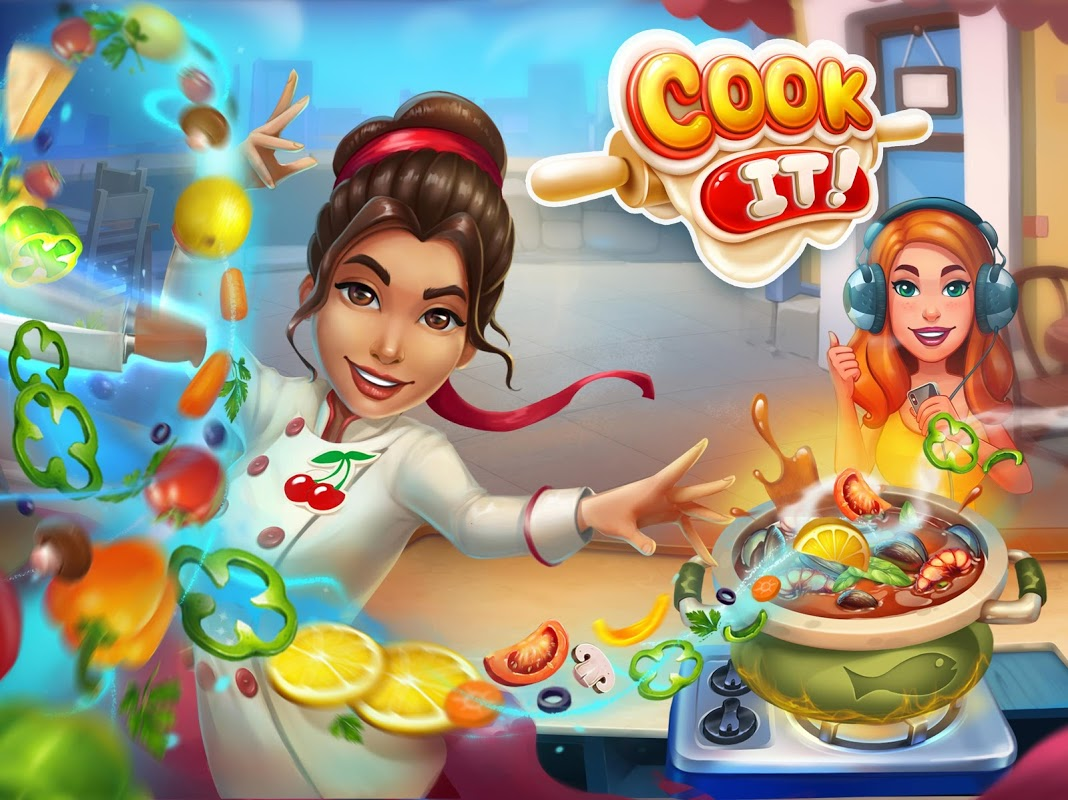 Android Cook It! Chef Restaurant Cooking Game Screen 11