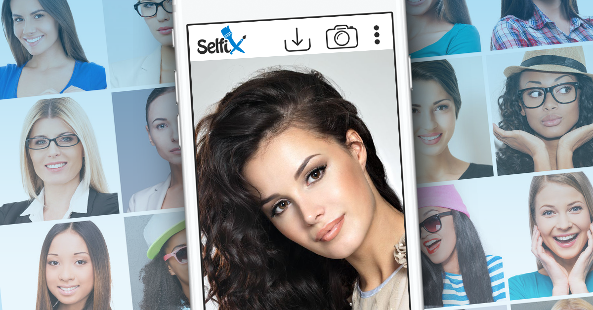 Selfix - Selfie Editor And Photo Retouch 1.0.34 Screen 6
