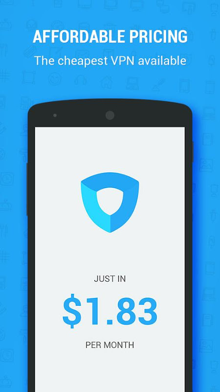 Ivacy VPN - Best Fast VPN 1.5.4 Screen 5