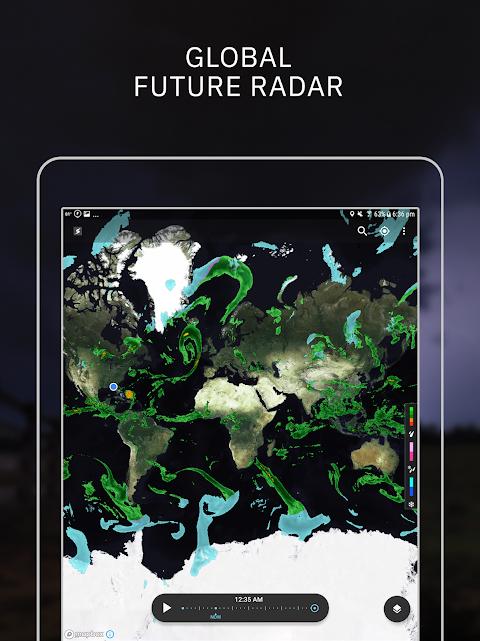 Storm Radar: Weather Map 1.6.2 Screen 8