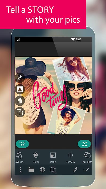 Android Photo Studio PRO Screen 3