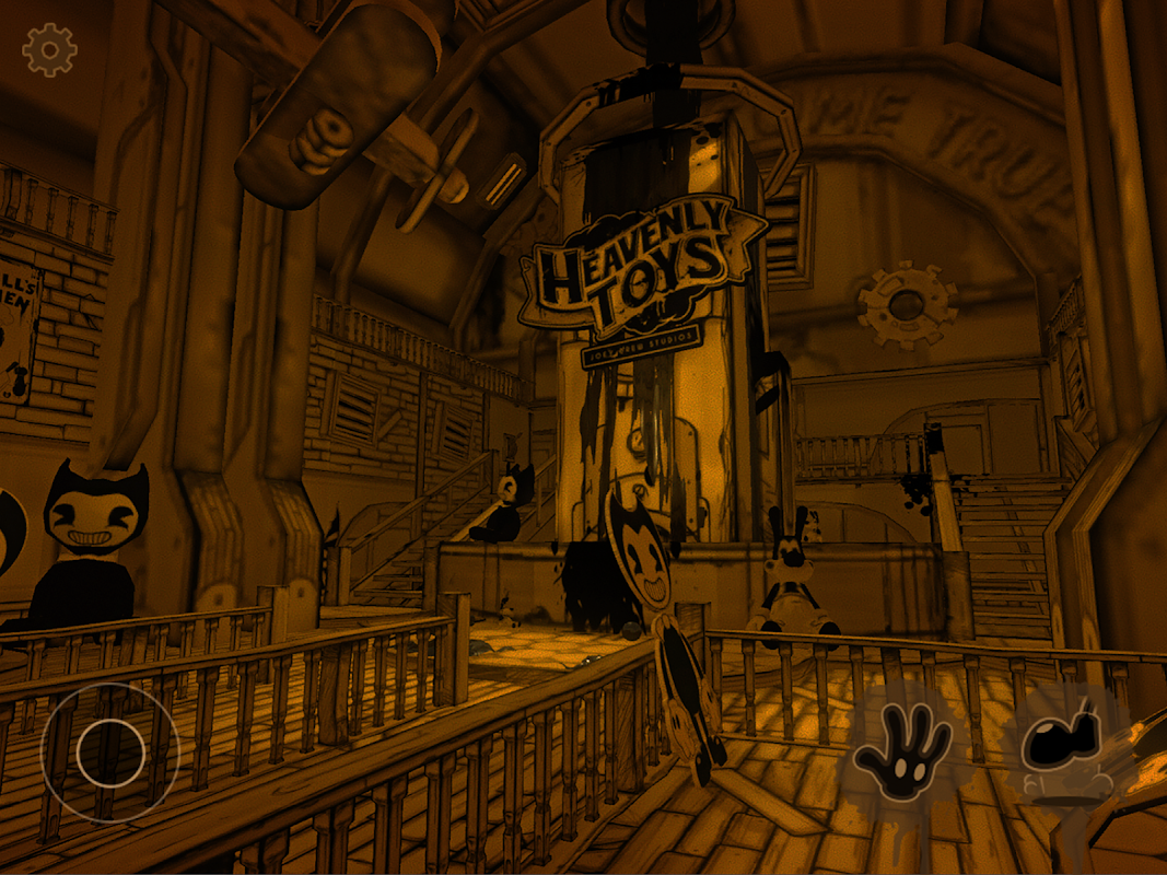 Android Bendy and the Ink Machine Screen 12