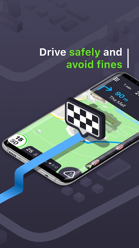 Coyote: Alerts, GPS & traffic 11.0.672 Screen 4