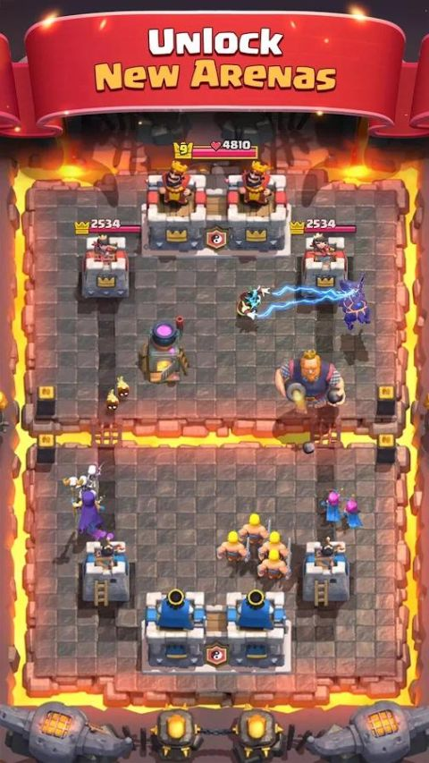 Clash Royale 2.1.8 Screen 49