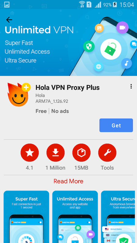 Android Droid APK App Store Screen 5